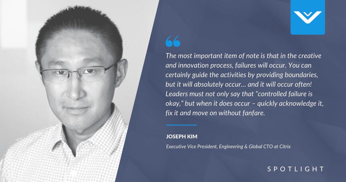 Innovation Advisory Council Spotlight: Joseph Kim