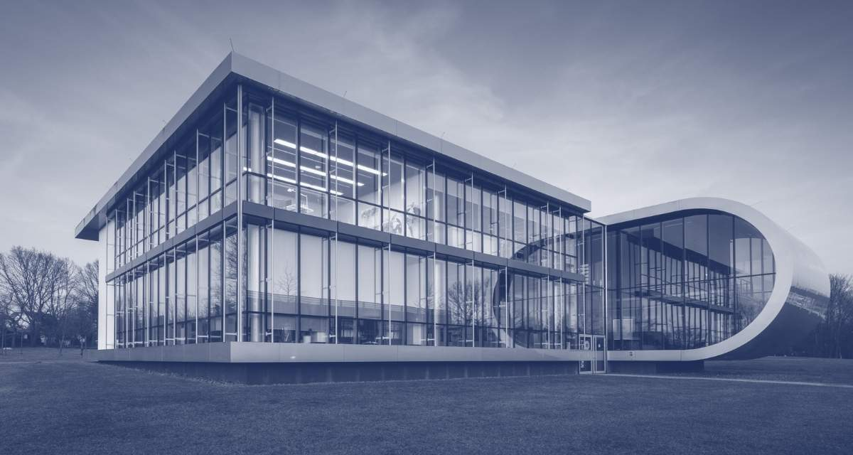 office building exterior