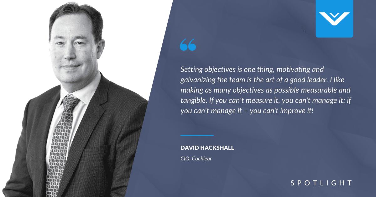 Innovation Advisory Council Spotlight: David Hackshall of Cochlear