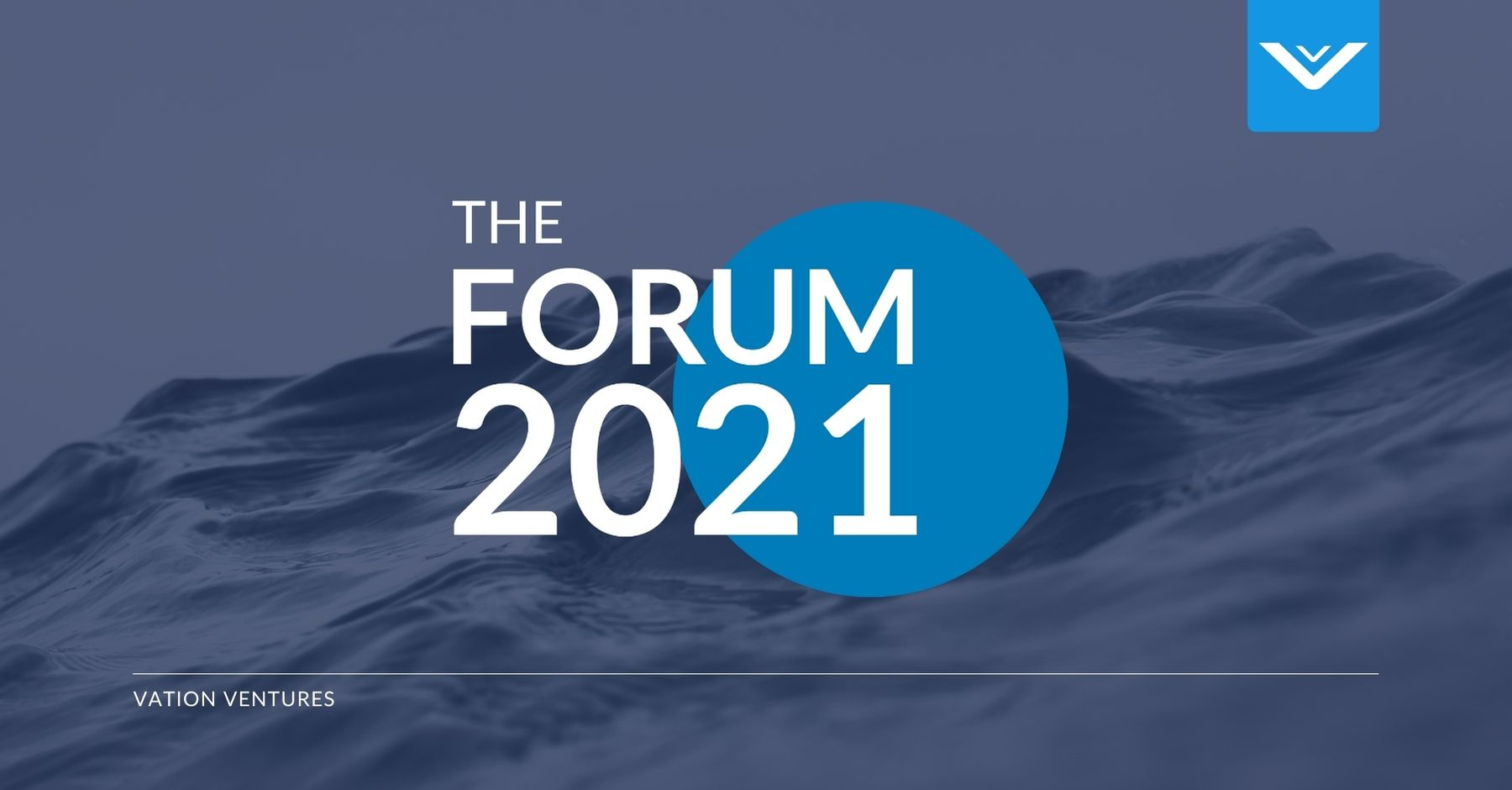 We're Better Together: The Forum 2021