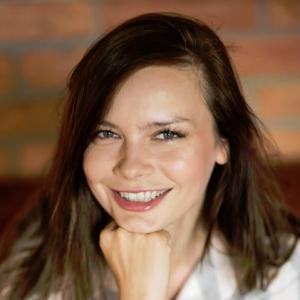 Agnieszka Maciejewską headshot photo