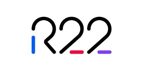 r22 logo