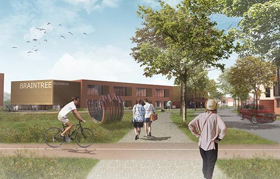 Braintree scheme shortlisted for regional planning award