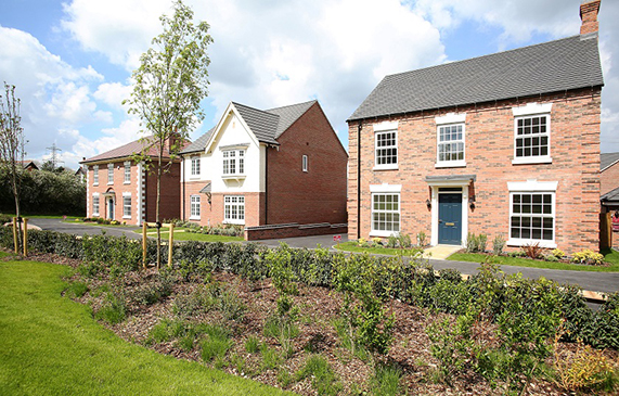 Plans submitted for 1600 new homes at Overstone Green