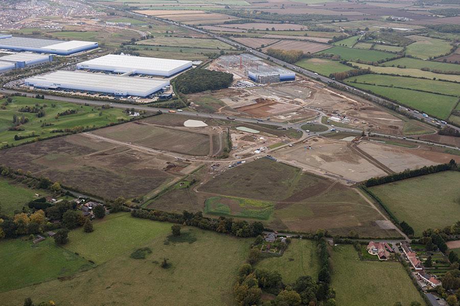 Eagle Farm North, Wavendon