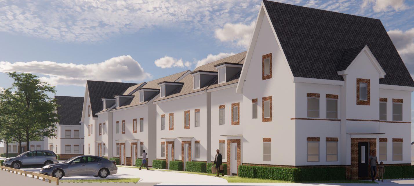 Homebuilder acquires land for new development in Warwickshire