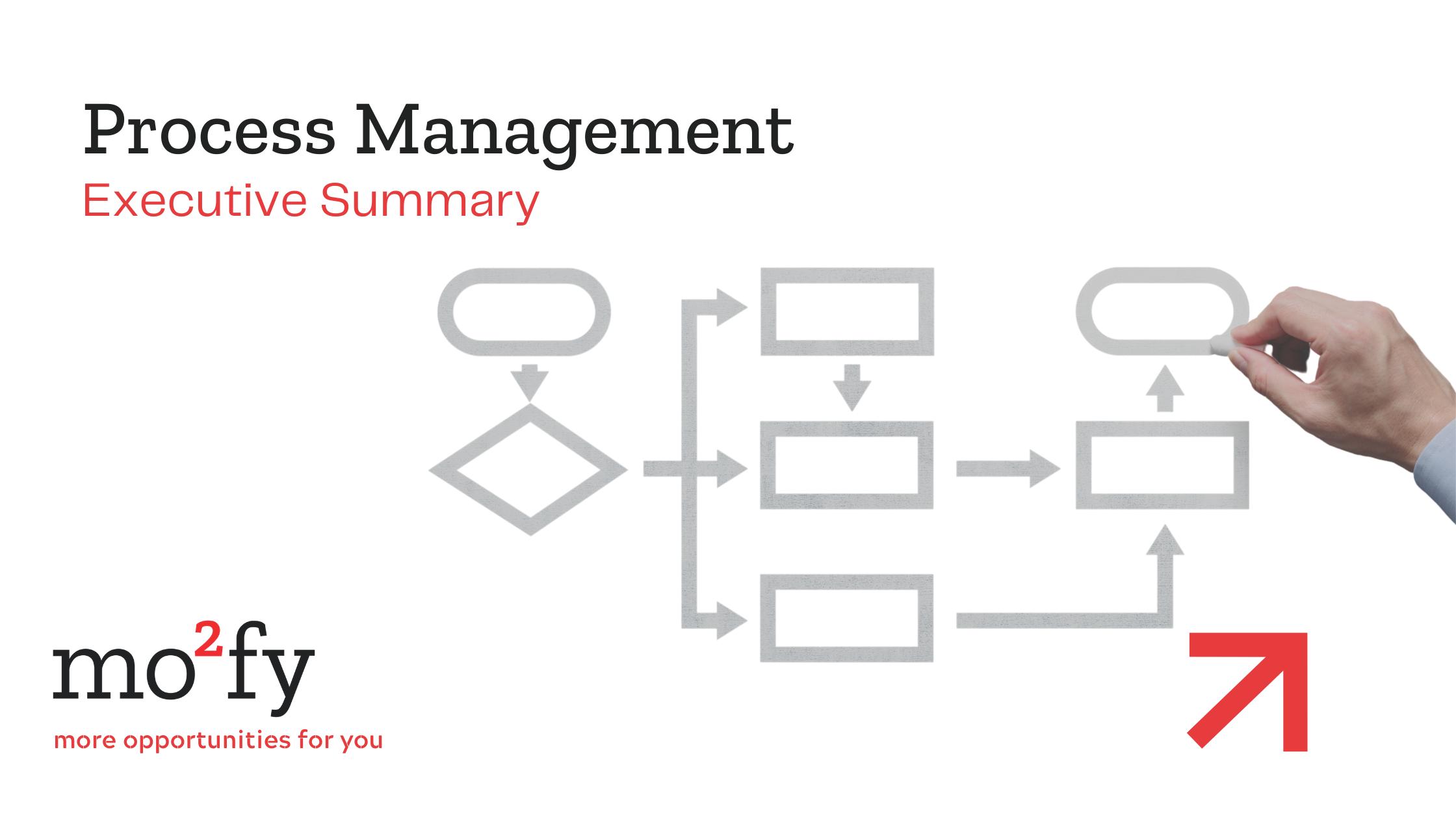 Prozessgestaltung, Prozessmanagement, Workflow-Management