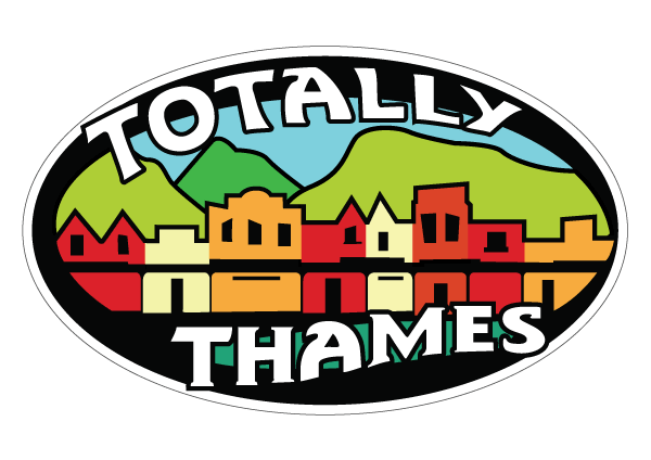 Logo for the Totally Thames community organization