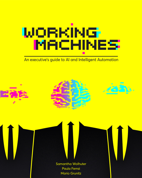 Working Machines Book Cover