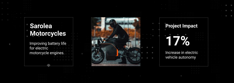 Saroléa Motorcycles: Battery Life Optimization