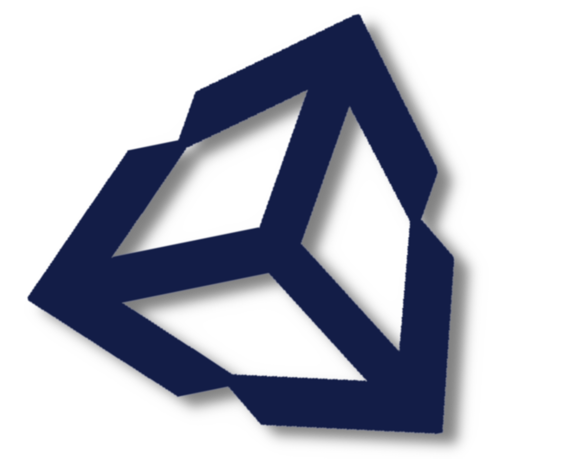 The Unity icon for Game Design course