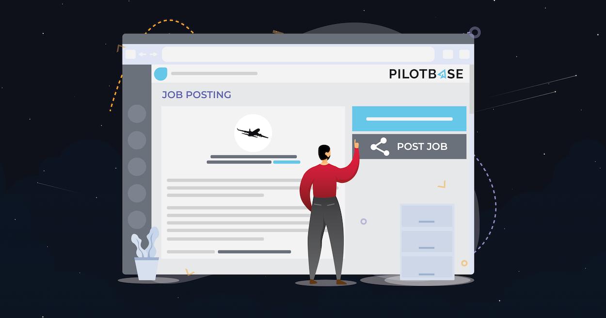 Pilotbase Employer Graphic