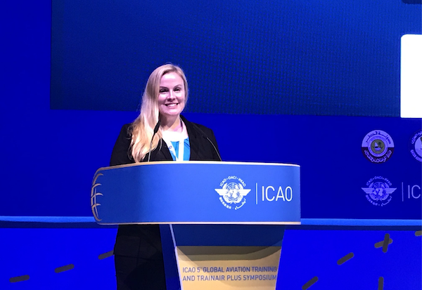 Dr Suzanne Kearns ICAO