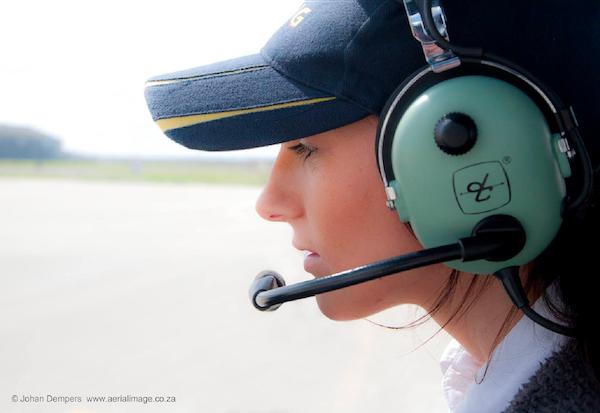 Helicopter Pilot Kat McSeveney