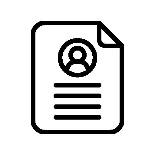 pilot cv icon