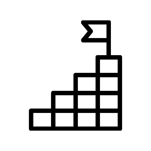 pilot aptitude testing icon