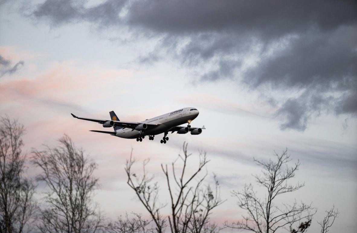 Impact carbone des avions
