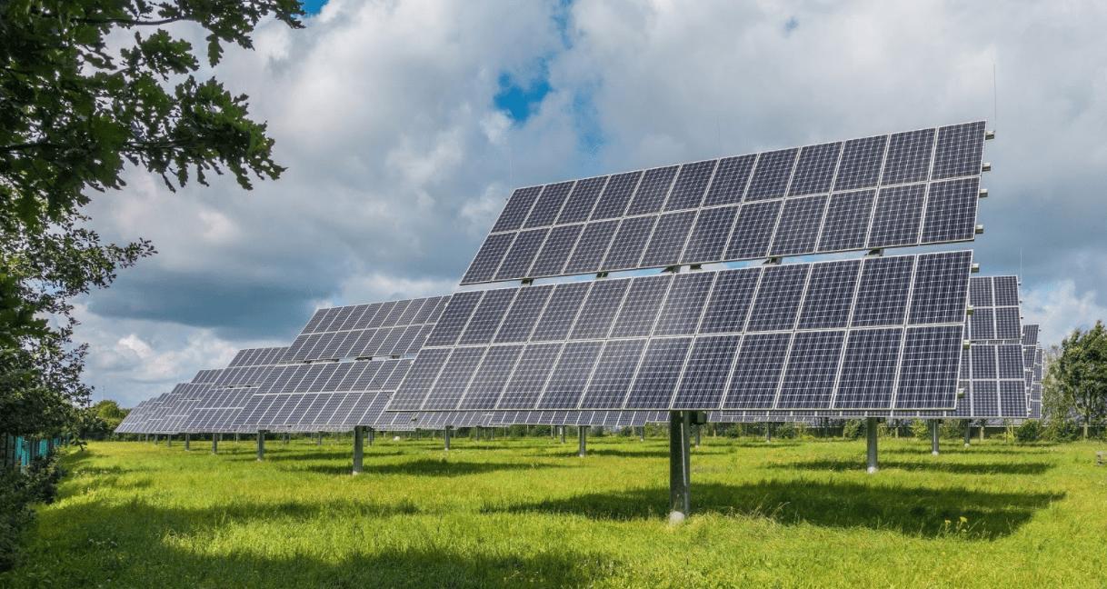 Empreinte carbone du solaire