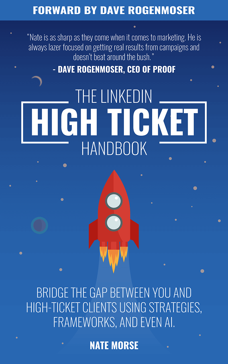 The LinkedIn High-Ticket Handbook