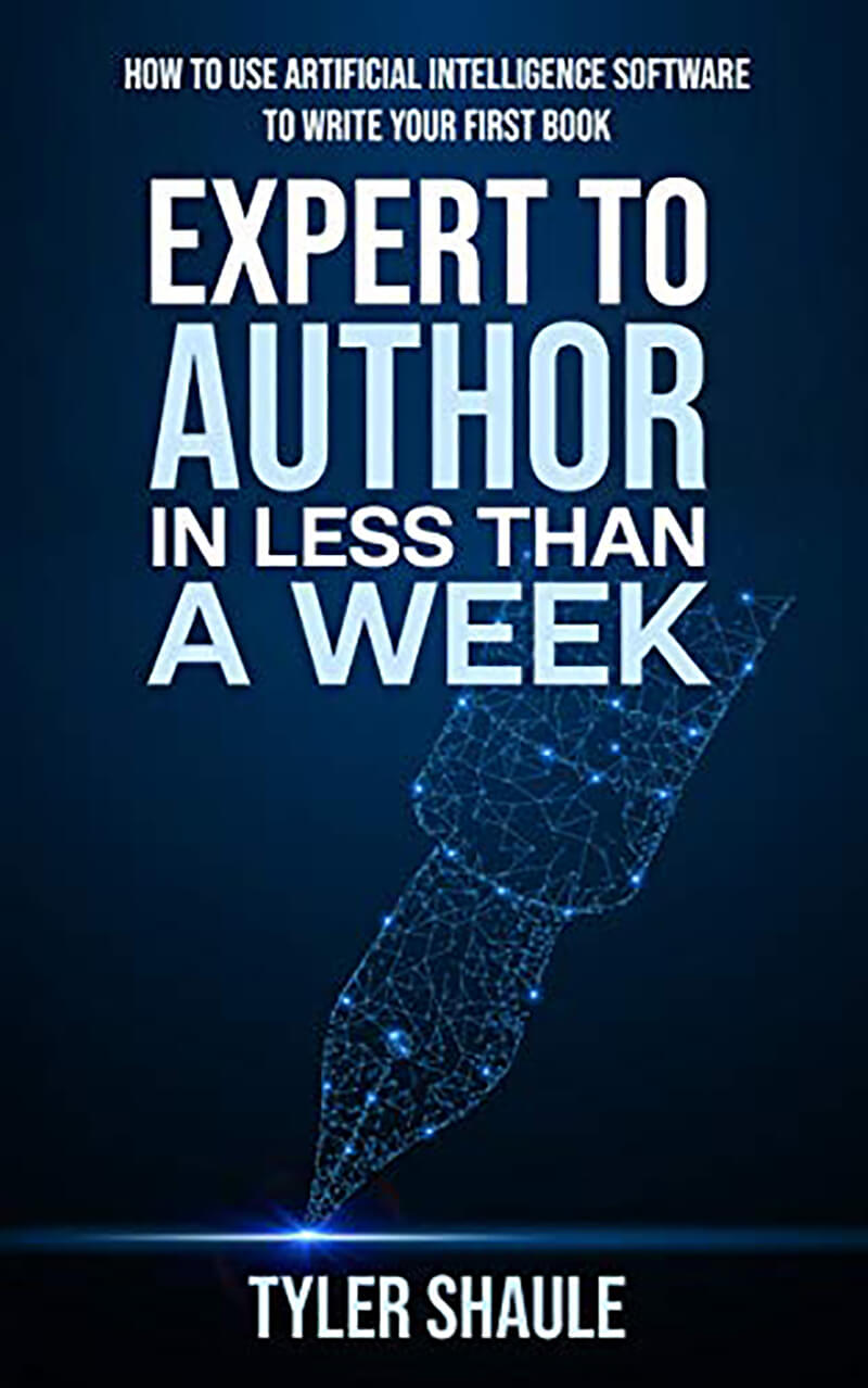 Expert to Author in Less Than a Week