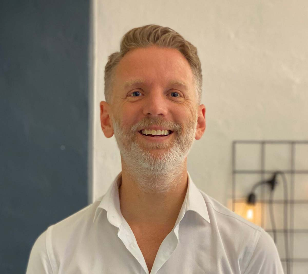 Team Member Henning, founder LipScore