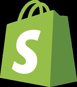 Integrasjon Logo: Shopify