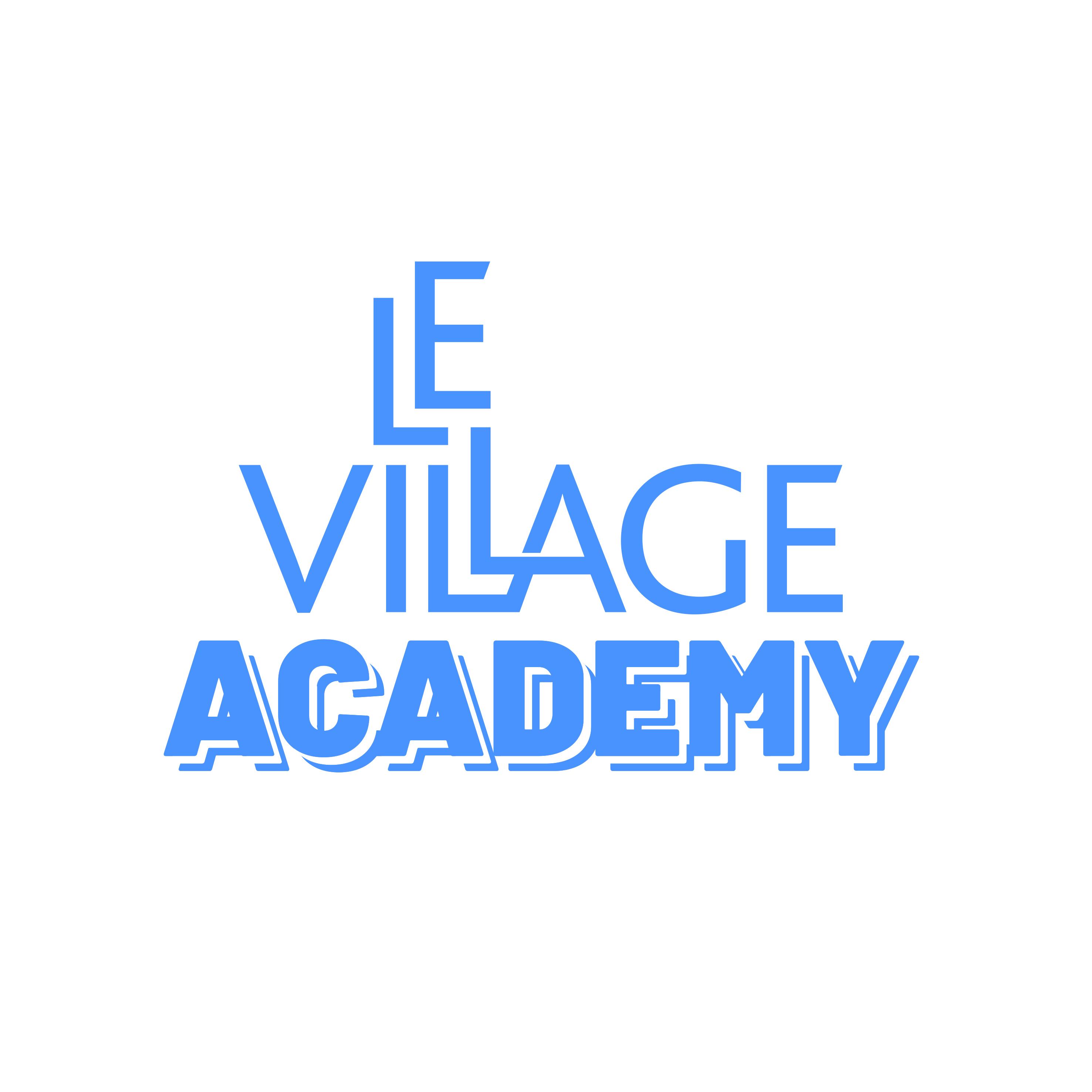 Logo Le Village Academy