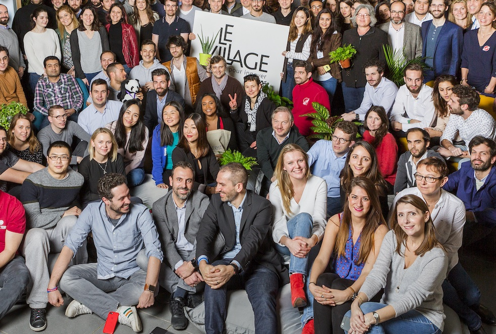 Photo promo Village by CA PARIS 2021