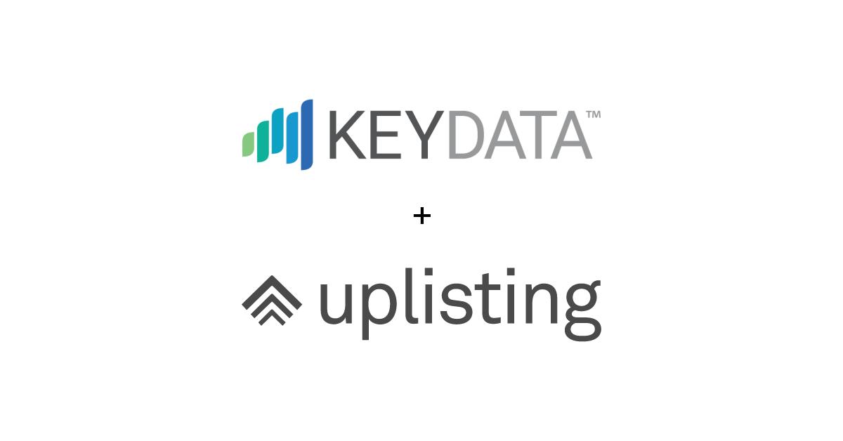 Key Data + Uplisting Integration