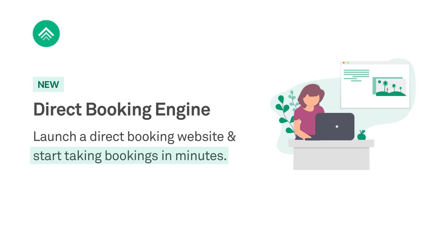 Introducing the Direct Booking Engine: the All-In-One Solution to Accept Direct Bookings