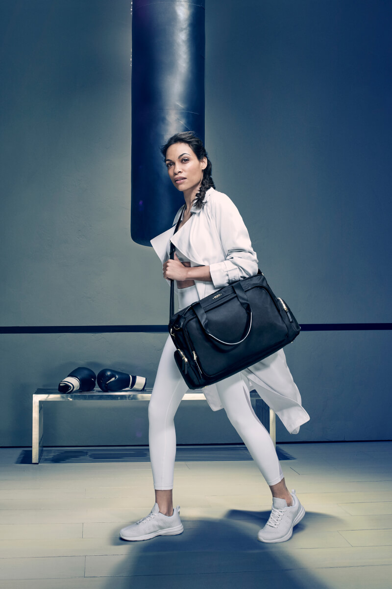 A preview image for the Tumi Women's campaign case study