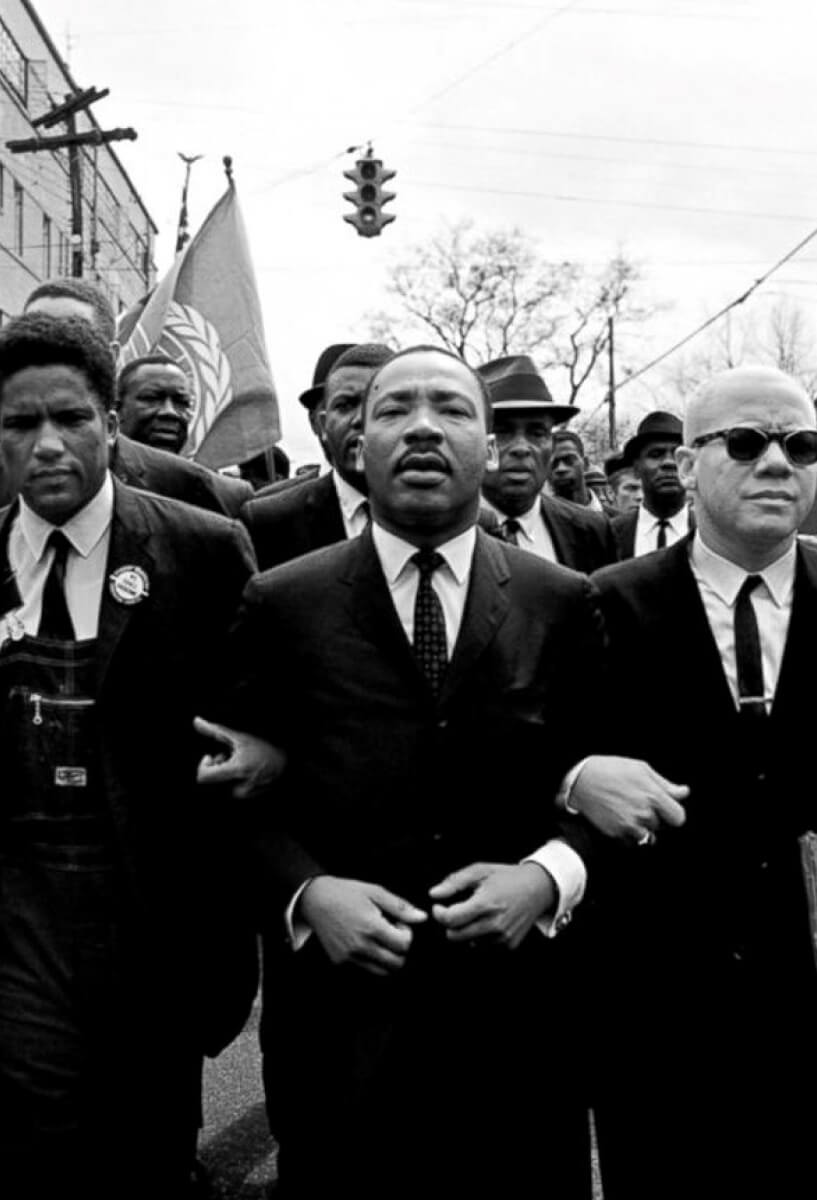 A preview image for the MLK case study