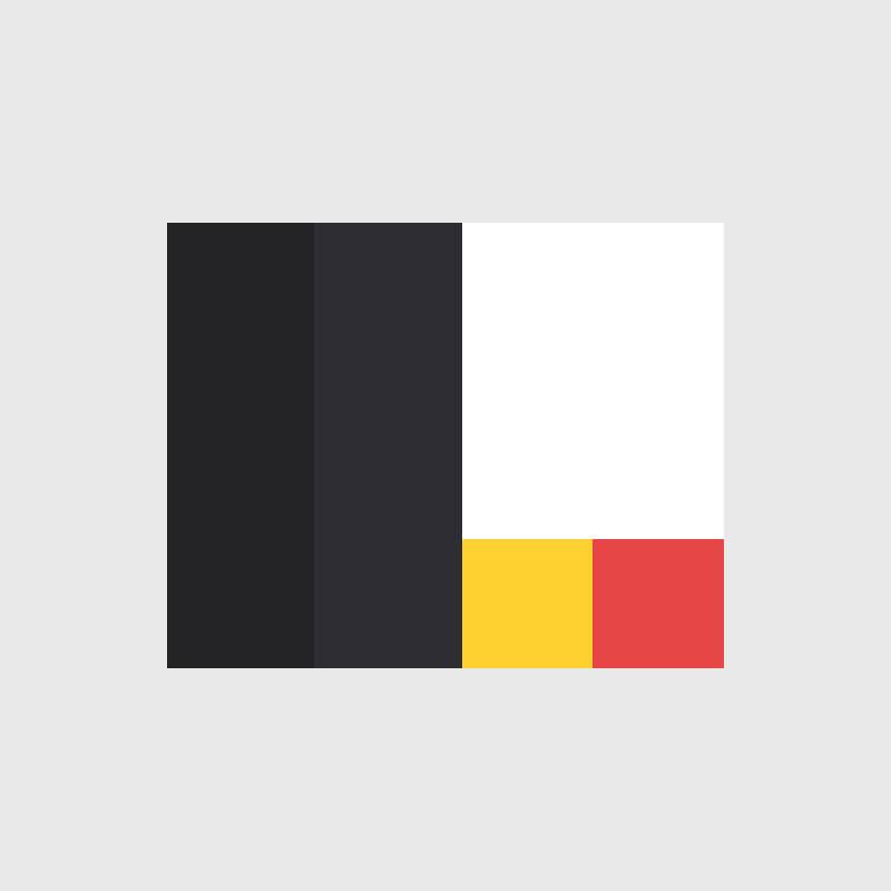 The V3 color palette
