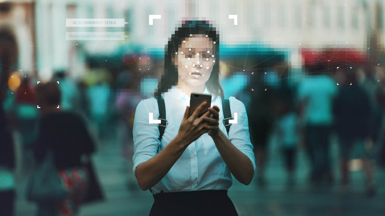Automated data capture systems: facial recognition