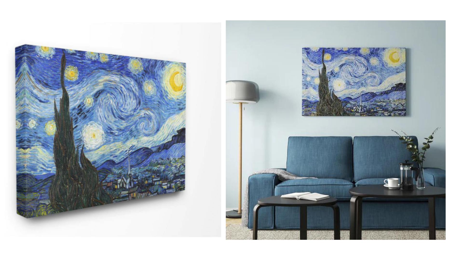 starry night product matching deep learning