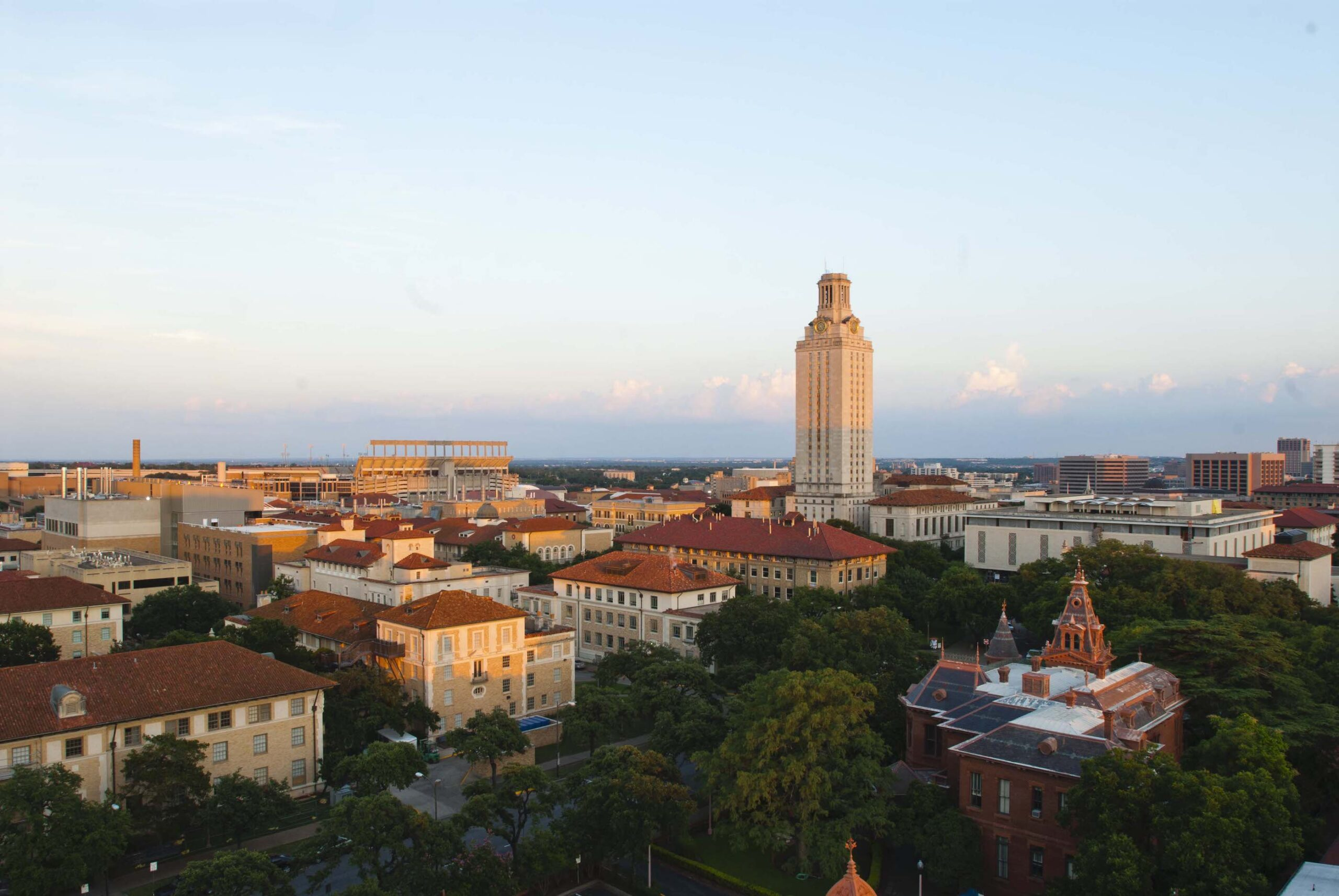 Contact Page Image - UT Tower