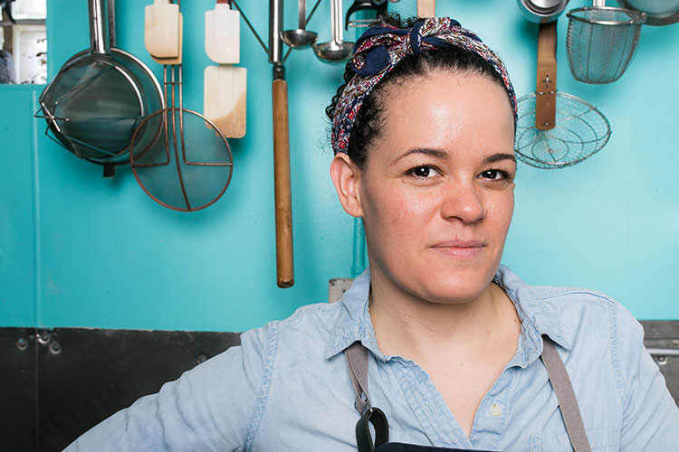 Jamilka Borges Is Opening a Restaurant in Etna