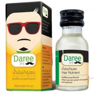 Thuốc kích thích mọc chân mày Daree