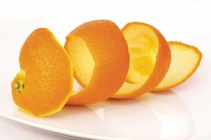 10.Trị thâm vùng kín bằng vỏ cam