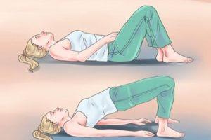 Bài tập 3 - Nằm nâng hông