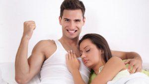 Tăng khoái cảm, sự thỏa mãn khi quan hệ