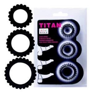 5.Vòng Titan chống xuất tinh sớm