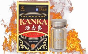 Thuốc bổ thận tráng dương Kanka