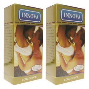 3.Innova –Bao cao su kéo dài thời gian quan hệ 1 giờ được yêu thích nhất