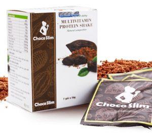 4.ChocoSlim – bột sữa giảm cân nhanh và an toàn nhất