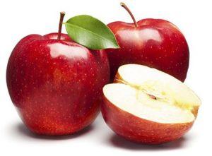 1.Trái táo – Thực phẩm vàng giảm cân được nhiều chị em lựa chọn