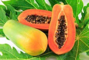 Đu đủ là loại trái cây nên ăn khi giảm cân