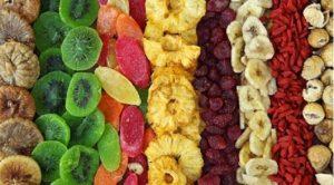 Các loại quả khô cũng có thể giúp bạn giảm cân hiệu quả