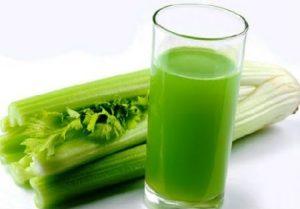 1.Cần tây sinh tố giảm cân Webtretho chia sẻ