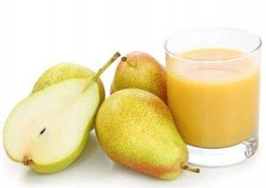 18.Giảm mỡ bụng thành công với sinh tố táo và lê